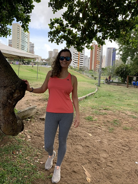 Fortaleza parque do cocó